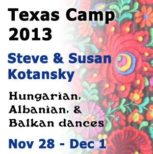Texas Camp 2013 - Save the Date: November 28-December 1